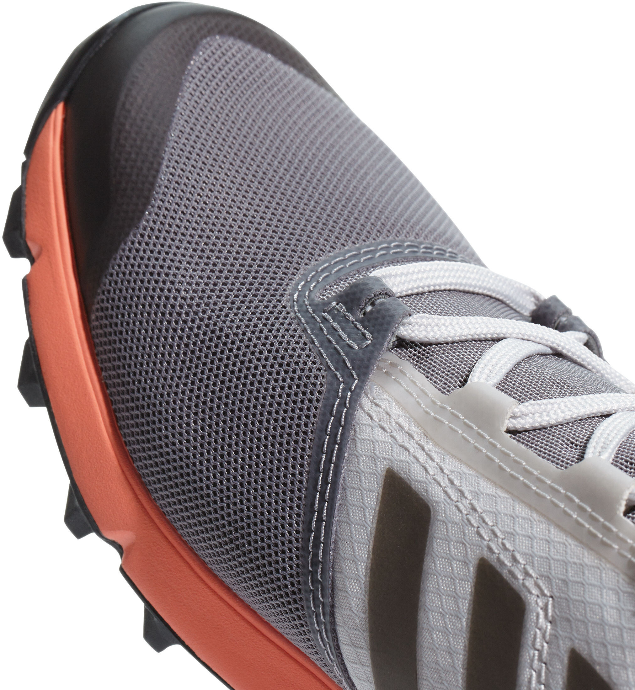 ae8fb9d341c adidas TERREX Agravic Speed Running Shoes Women grey orange at ...
